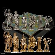 Шахматы подарочные  Античные войны MP-S-10-44-TIR