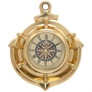 Часы настенные декоративные L10 W3,5 H12,5 см