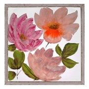 "Панно ""Цветы"" (сетка) L80W2,5H80 см"