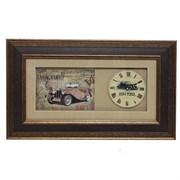 Часы настенные декоративные L46 W4,5 H27 см