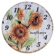 Часы настенные декоративные L34 W2 H34см 242795