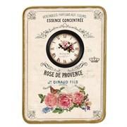 Часы настенные декоративные L39 W4 H55 см