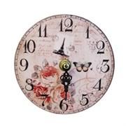 Часы настенные декоративные L12 W1 H12см
