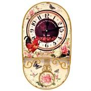 Часы настенные декоративные L24,5 W5,5 H45 см 692188