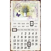 """Календарь """"Вечный"""" L30W0,5H50 см"""