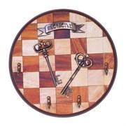 Ключница, L22 W2 H22 см 209452