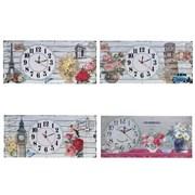 Часы настенные декоративные L54 W4 H25см 239789