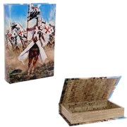 Шкатулка-книга, L16 W5 H24 см 209630