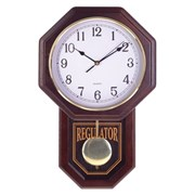Часы настенные декоративные L28 W7 H45,5 см
