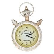 Часы настенные декоративные L24 W7 H39см D20см,