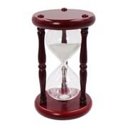 Часы песочные (32 мин), L15 W15 H24 см
