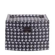 Шкатулка-автомат для украшений, L18 W15 H13,5 см