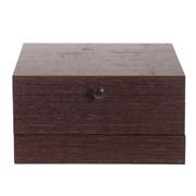 Шкатулка для украшений, L25 W20 H14 см 726625