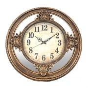 Часы настенные декоративные (с зеркальным элементом), L63 W6 H63см 726458