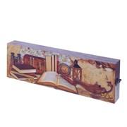 Ключница, L45 W5 H15 см 611509