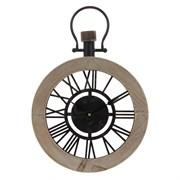 Часы настенные декоративные L25 W6 H36 см
