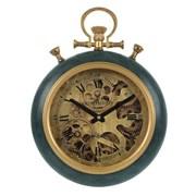 Часы настенные декоративные L28 W6 H38 см