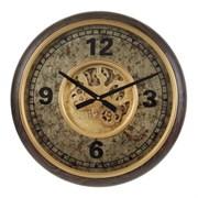 Часы настенные декоративные L52 W9 H52 см