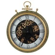 Часы настенные декоративные L52 W7 H63 см