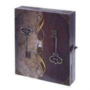 Ключница, L20 W5 H25 см 227831