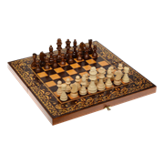 Шахматы с доской Дракон