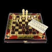 Набор 3 игры с доской Чапаев
