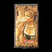 Нарды в деревянной коробке Любителям пива