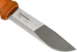 Нож Morakniv Kansbol Burnt Orange, нержавеющая сталь, 13505