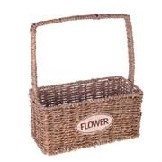 "Кашпо ""Flower"" L25 W13 H33 см"