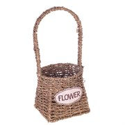 "Кашпо ""Flower"" L13W13H32 см"