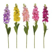 """Цветок искусственный """"Дельфиниум"""" L8 W8 H80 см"""