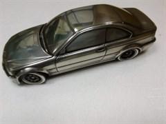 """Скульптура-автомобиль """"BMW M3"""", металл, 23 см"""