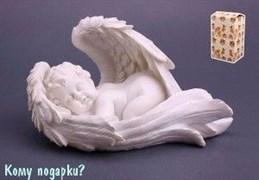 """Фигурка """"Спящий ангел"""", коллекция """"amore"""", h=13 см, l=22 см"""