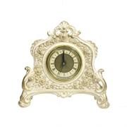 Часы настольные цвет: позолота L21W6.5H19 см