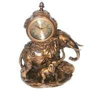 Часы настольные Слон L23W14H31 см