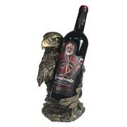Подставка под бутылку Орел цвет: бронза L16.5W15H26 см