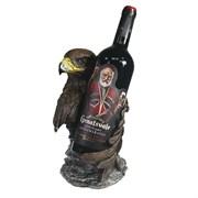 Подставка под бутылку Орел цвет: акрил L16.5W15H26 см