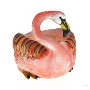 Кашпо декоративное Фламинго H25D15 см.