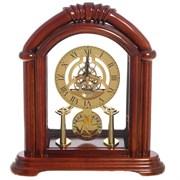 Часы настольные декоративные L28 W12,5 H31 см