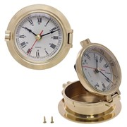 Часы настольные декоративные L12 W4 H12 см