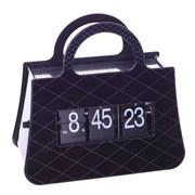 Часы настольные декоративные L18 W7 H20 см