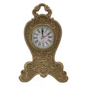 Часы настольные декоративные L13,7 W5,5 H20,5 см