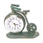 Часы настольные декоративные L10,2 W6,2 H14,3 см