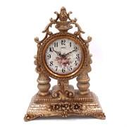 Часы настольные декоративные L27 W16 H39 см