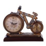 Часы настольные декоративные L29 W10 H25 см
