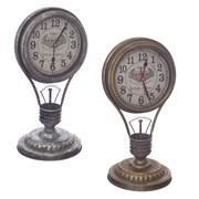 Часы настольные декоративные L23 W21 H45см 265810