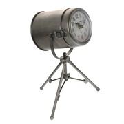 Часы настольные декоративные L25 W20 H32 см