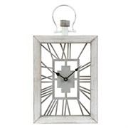 Часы настольные декоративные L22 W7 H42 см