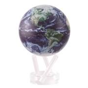 Глобус самовращающийся MOVA GLOBE d12 см Земля в облаках