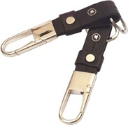 Брелок для ключей Zippo 72036 BL-330 коричневый